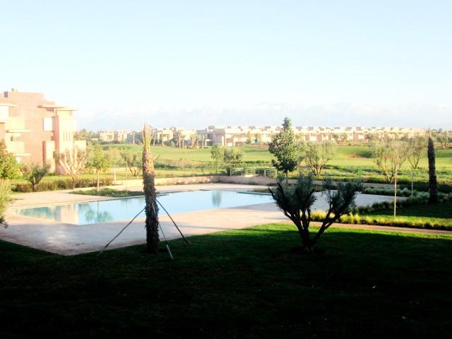 appartement location longue durée Prestigia Marrakech