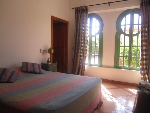 long term villa rental in Marrakech