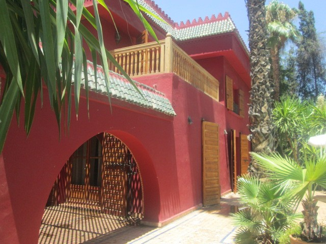 Villa for sale in Marrakech BSV0007 (9)