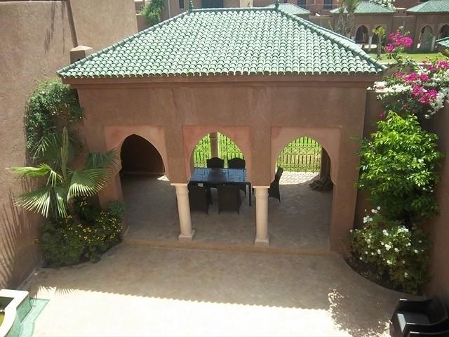 location longue durée villa marrakech