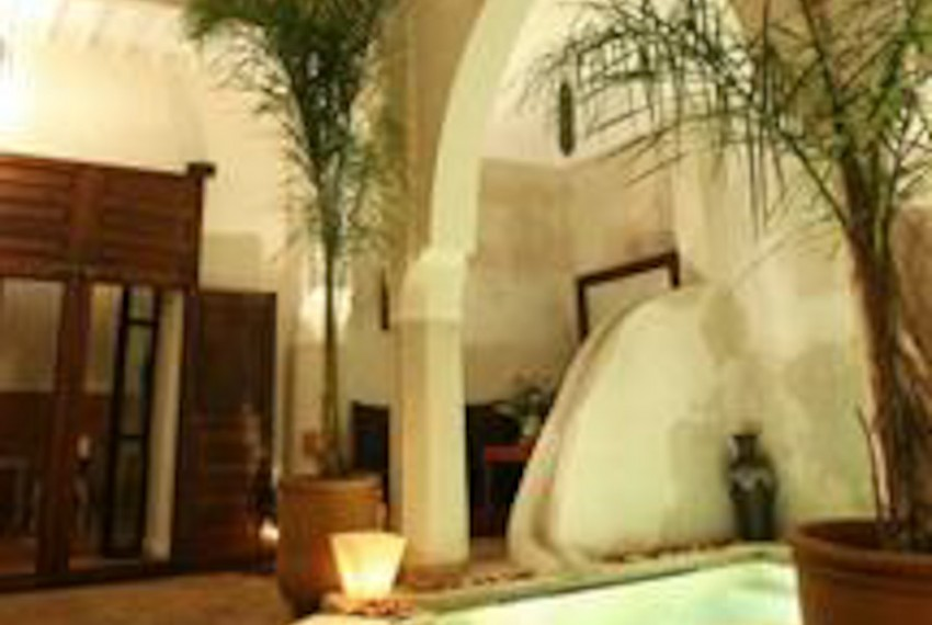Vente Riad a Marrakech