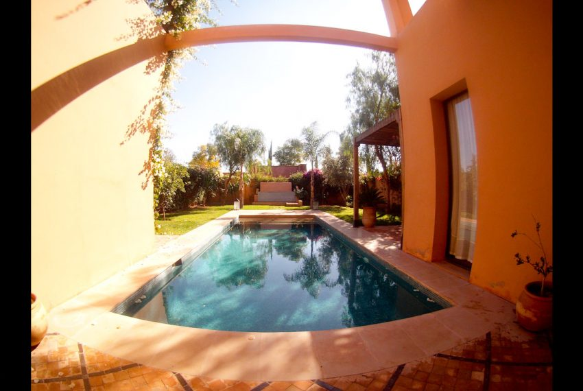 Villa Vacances Marrakech - Villa Holiday Marrakech