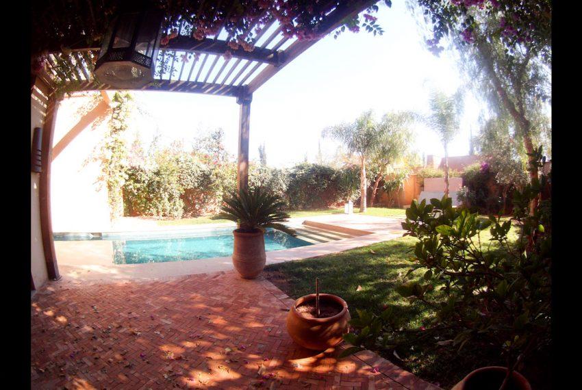 Reserver une villa vacance Marrakech Maroc