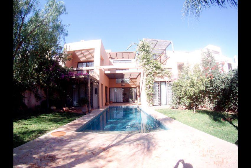 Louer une villa à Marrakech