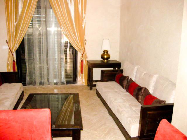 Location appartement longue durée Marrakech