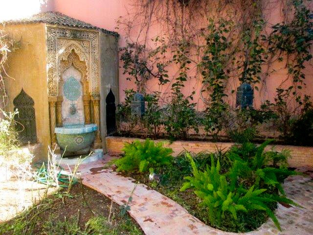 Location villa Marrakech