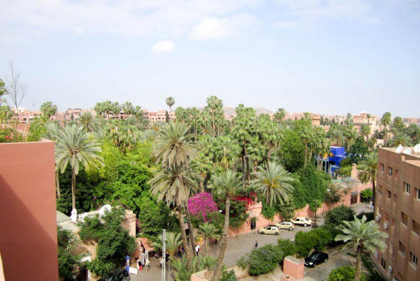 Apartment for sale in Marrakech near Majorelle garden