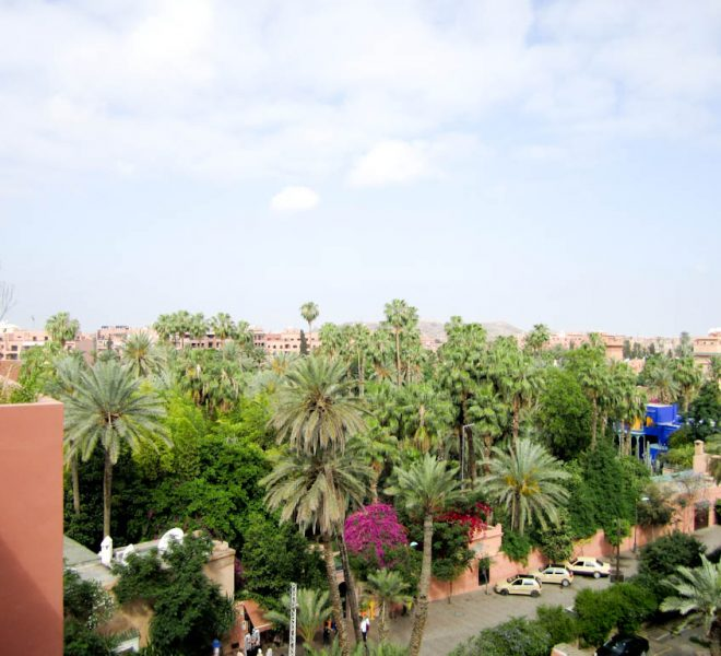 Apartment for sale in Marrakech near Majorelle garden
