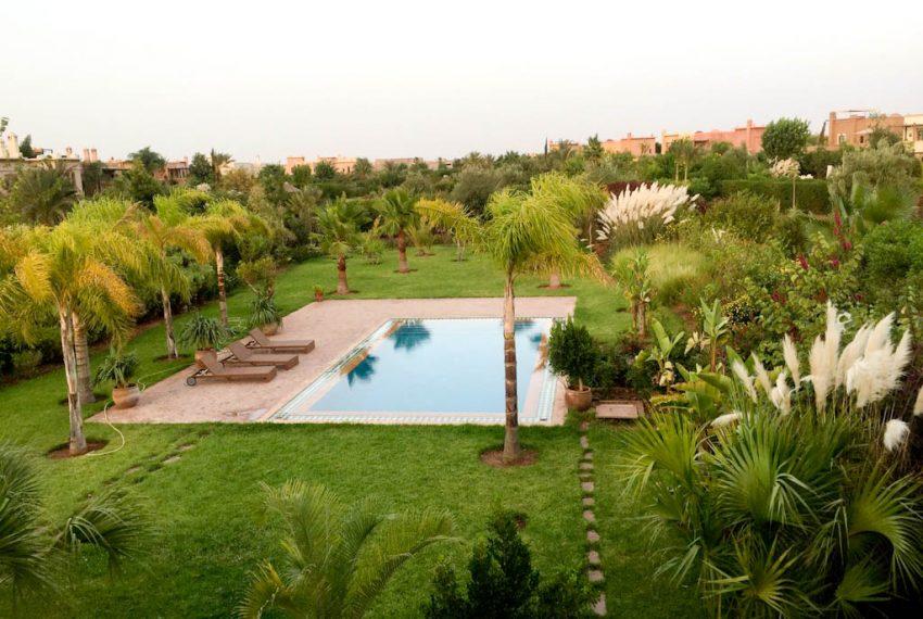 Louer une villa in Marrakech