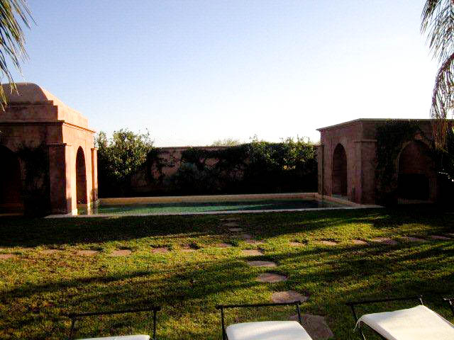 Rent Villa In Marrakech Amelkis Golf