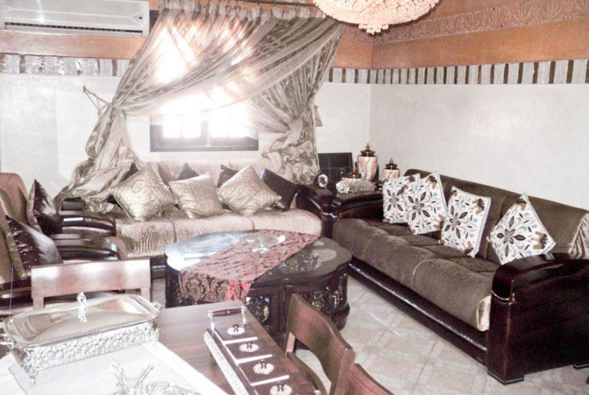 House for sale in Marrakech Morocco