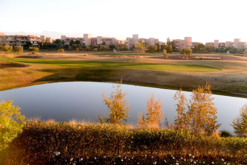 Golf Villa For Rent Marrakech-37
