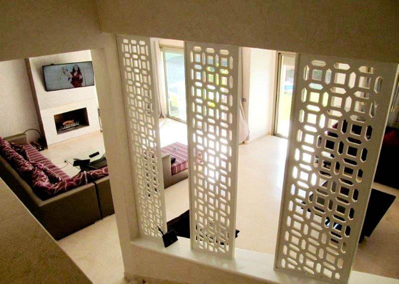 Louer une villa meublé à Marrakech pour un ans