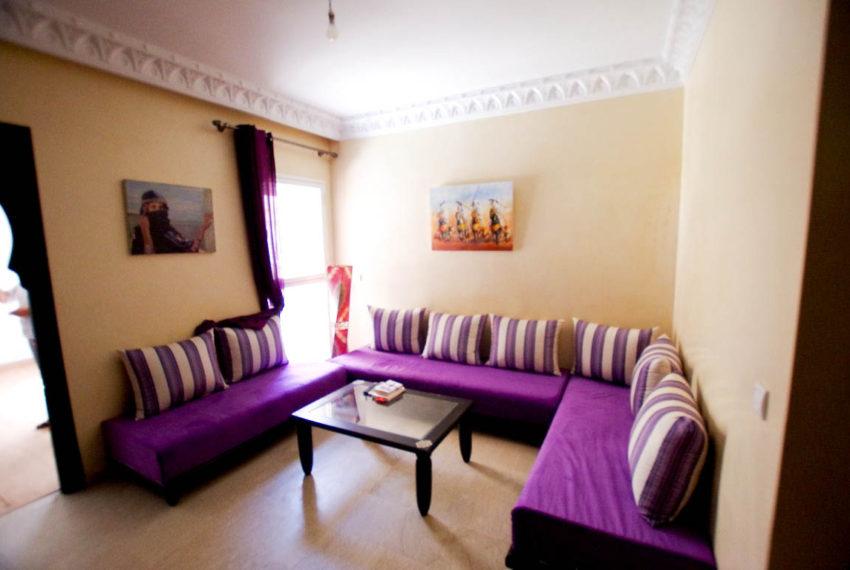 location longue durée appartement Marrakech