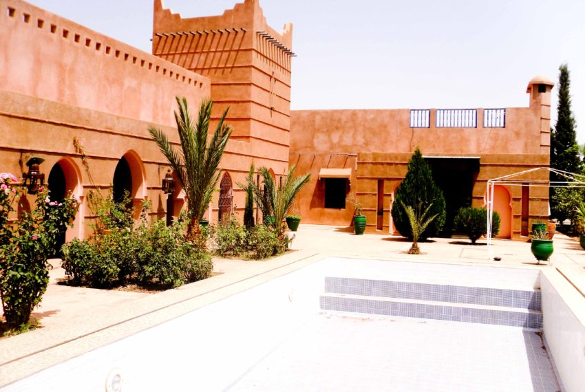 Sell or Buy Villa In Marrakech Morocco