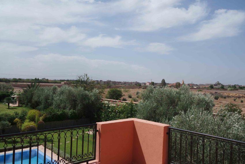 location villa longue durée marrakech