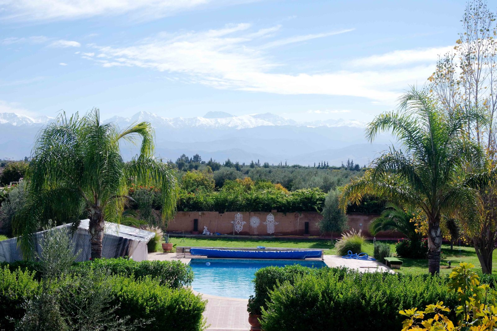 Villa For Rent With Panoramic View