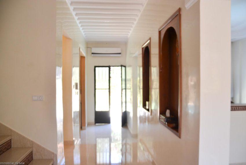 Louer une villa à Marrakech pour un ans