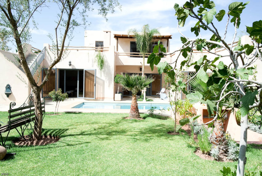Rent a villa in Marrakech