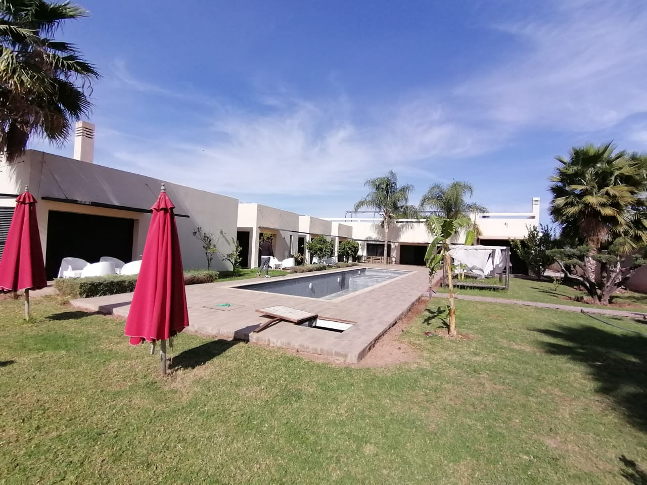 Fantastic 5-bedroom house for rent in Marrakech