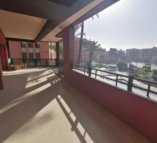 Luxury Apartment For Sale In Plaza Gueliz Marrakech