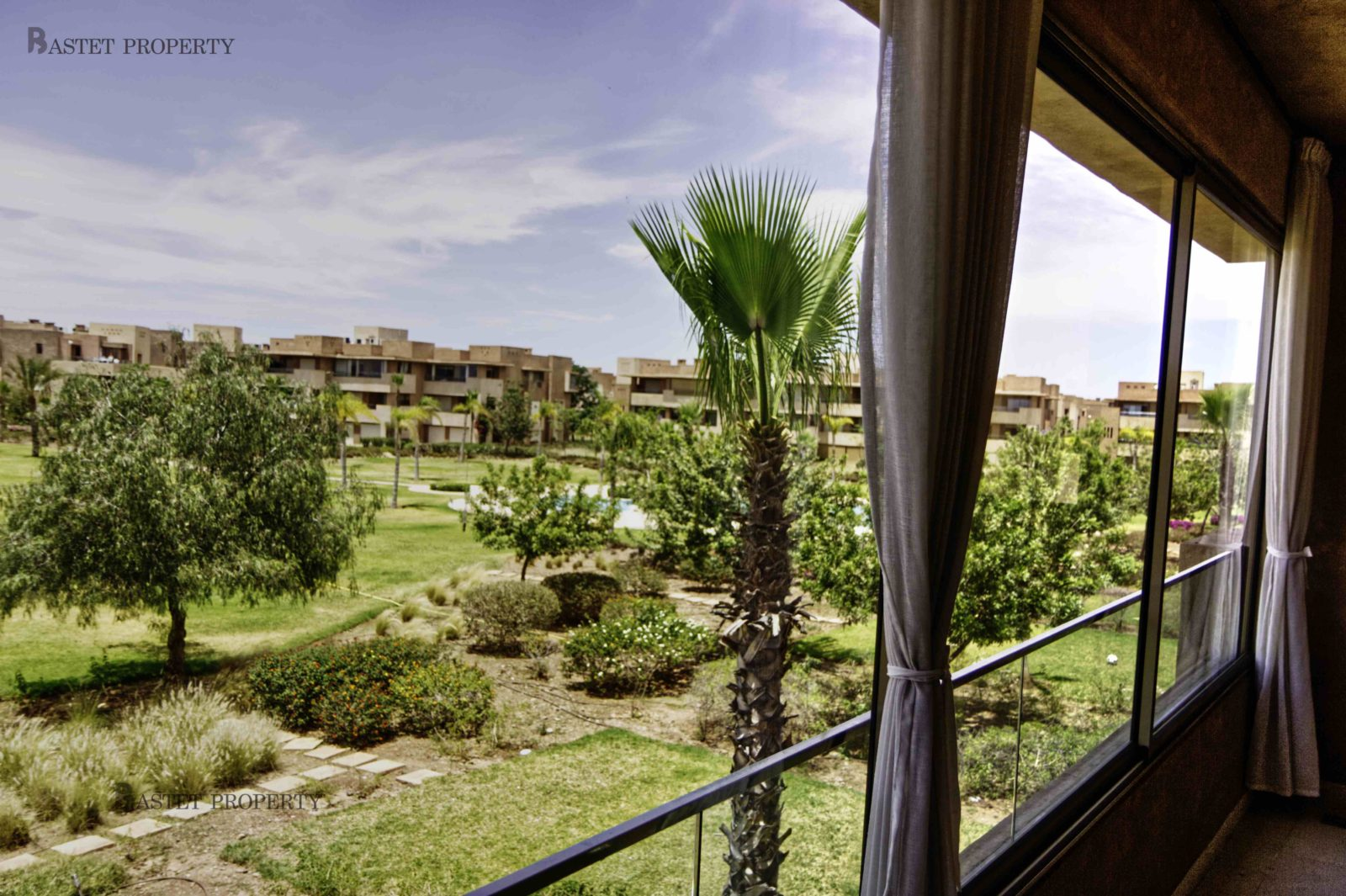 GOLF APARTMENT FOR RENT IN MARRAKECH