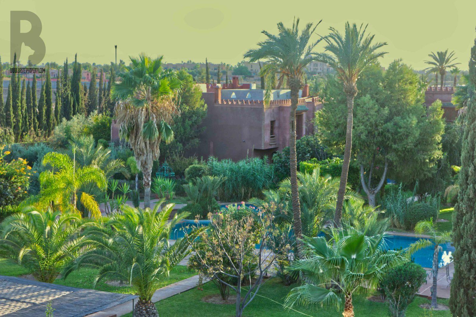 VILLA FOR SALE IN PALMERAIE Marrakech-Tensift-Al HOUZ