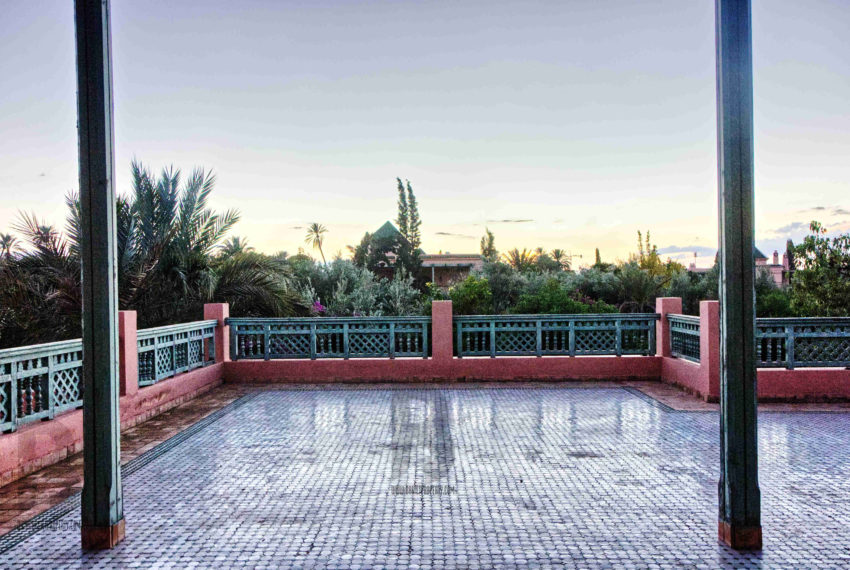 Villa Location longue durée IMMOBILIER MARRAKECH