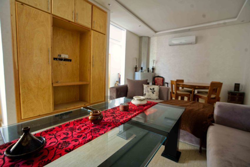 RENT FURNISHED VILLA IN MARRAKECH.